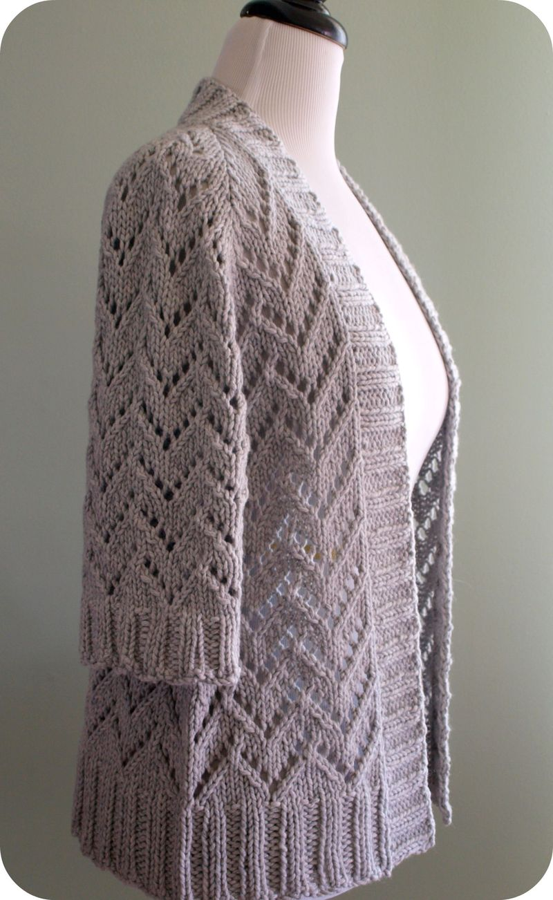 Crafter's Bay Cardigan